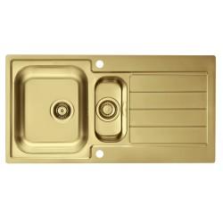 Кухонная мойка ALVEUS MONARCH COLLECTION LINE 10 золото