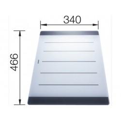 Разделочная доска Blanco стекло 466 х 340 мм