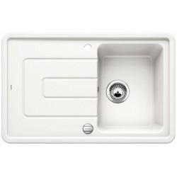 Кухонная мойка BLANCO TOLON 45S глянцевый белый