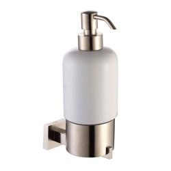 Дозатор для мыла Kraus AURA KEA-14461 BN