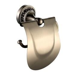Держатель туалетной бумаги Kraus APOLLO KEA-16526 BN