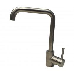 Смеситель кухонный Fabiano FKM-32 S Steel