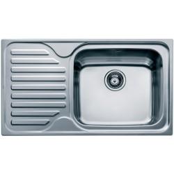 Кухонная мойка Teka CLASSIC MAX 1B 1D RHD полированная правосторонняя