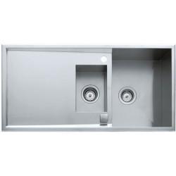 Кухонная мойка Teka Linea 60 B полированная