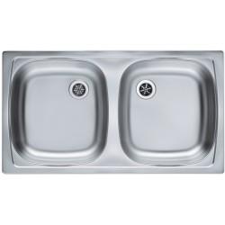 Кухонная мойка ALVEUS BASIC 160 декор