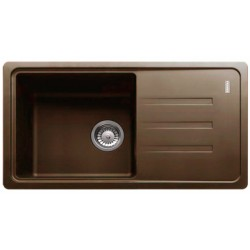Гранитная мойка Franke MALTA BSG 611-78 шоколад