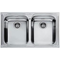 Кухонная мойка Franke LOGICA LINE LLX 620-79 полированная