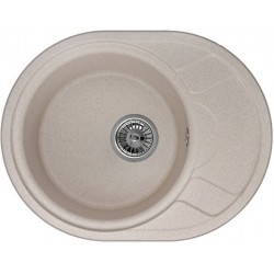 Кухонная мойка Minola MOG 1145-58 песок