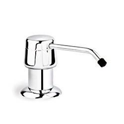 Дозатор для жидкого мыла UKINOX М 801 матовый хром