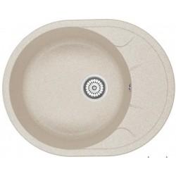 Кухонная мойка Minola MOG 1155-63 пирит