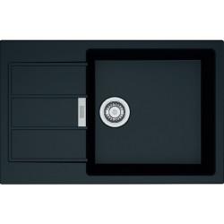 Кухонная мойка Franke Sirius SID 611-78 XL черный