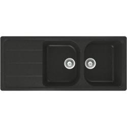 Гранитная мойка Schock Formhaus D200 Onyx-10 (17098010)