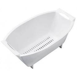 Коландер Franke белый пластик (112.0049.451)