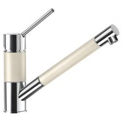 Смеситель кухонный SCHOCK SC50 Everest-26 (50312026) хром/светло-серый