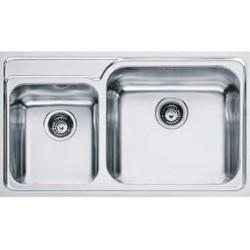 Кухонная мойка Franke Galassia GAX 620