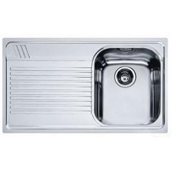 Кухонная мойка Franke ARMONIA AMT 611-86 микродекор, правосторонняя