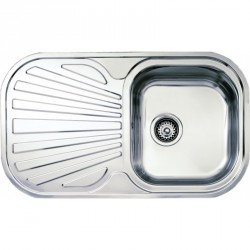 Кухонная мойка Teka Stylo 1B 1D полированная
