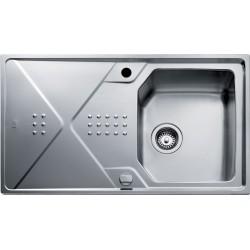 Кухонная мойка Teka Expression 1B 1D 86 микродекор
