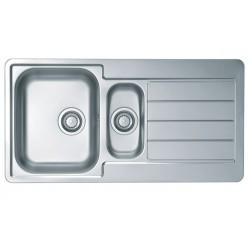 Кухонная мойка ALVEUS LINE 10 полированная