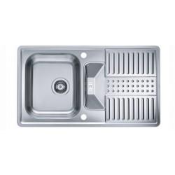 Кухонная мойка ALVEUS PIXEL 30 COMFORT полированная