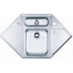 Кухонная мойка ALVEUS Vision 40