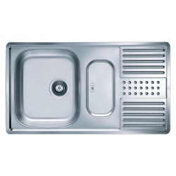 Кухонная мойка ALVEUS DOTTO 40 полированная