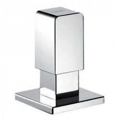 Ручка управления клапаном-автоматом LEVOS нерж. сталь зеркальная полировка