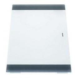 Разделочная доска Blanco безопасное стекло 420х240 мм