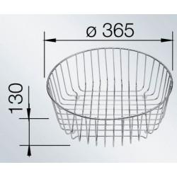 Корзина Blanco для посуды нерж. сталь