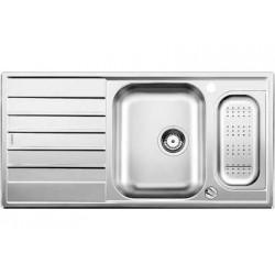 Кухонная мойка BLANCO LIVIT 6S Centric полированная