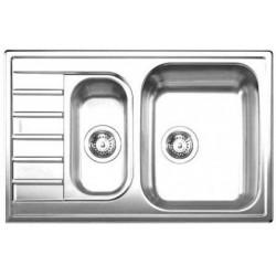 Кухонная мойка BLANCO LIVIT 6S Compact полированная
