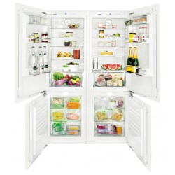 Встраиваемый холодильник Side by Side Liebherr SBS 66I2
