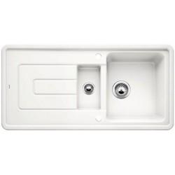 Кухонная мойка BLANCO TOLON 6S глянцевый белый