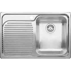 Кухонная мойка BLANCO CLASSIC 4S (чаша справа) нерж. сталь зеркальная полировка