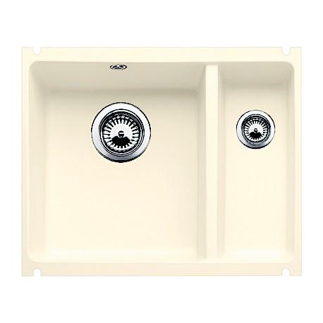 Кухонная мойка BLANCO SUBLINE 350/150-U глянцевый магнолия
