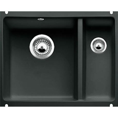 Кухонная мойка BLANCO SUBLINE 350/150-U черный