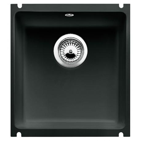 Кухонная мойка BLANCO SUBLINE 375-U черный