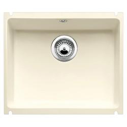 Кухонная мойка BLANCO SUBLINE 500-U глянцевый магнолия