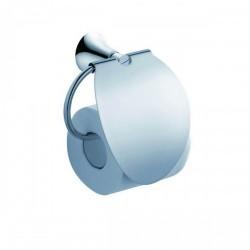 Держатель туалетной бумаги с крышкой Kraus AMNIS KEA-11126 CH