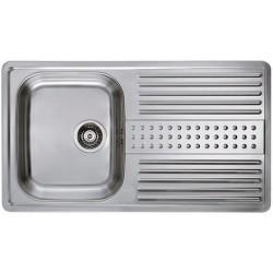 Кухонная мойка ALVEUS DOTTO 10 полированная
