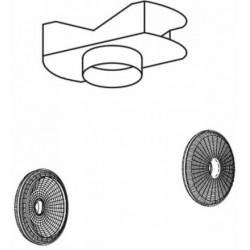 Комплект Teka угольных фильтров (2 шт) 61801257