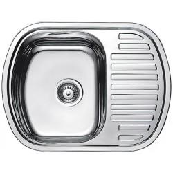 Кухонная мойка Fabiano/Ula 630х490 микродекор