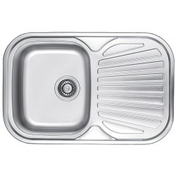 Кухонная мойка Fabiano 740х480 матовая