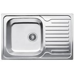 Кухонная мойка Fabiano/Ula 780х500 матовая