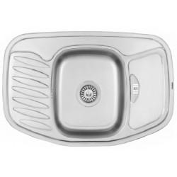 Кухонная мойка Fabiano 780х510 микродекор