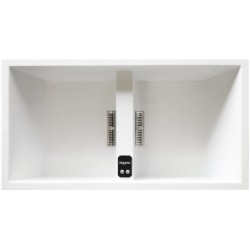 Электронная кухонная мойка Elleci DOGMA 100 96/86 M