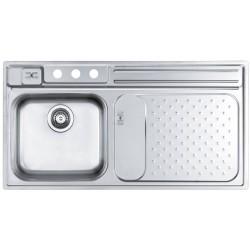 Кухонная мойка ALVEUS Vision 20R COMFORT полирован