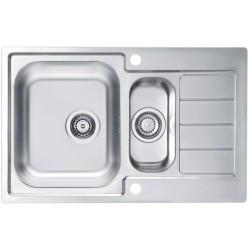 Кухонная мойка ALVEUS LINE 70+ Comfort полированная