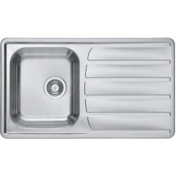 Кухонная мойка ALVEUS ZOOM 30 MAXIM полированная