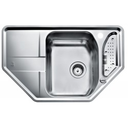 Кухонная мойка Teka Stena 45E микродекор